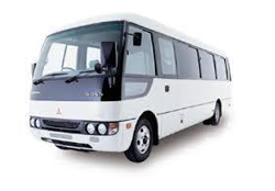 21 seater bus