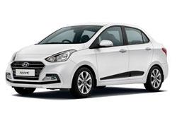 AC Hyundai Xcent (4 + 1Driver)