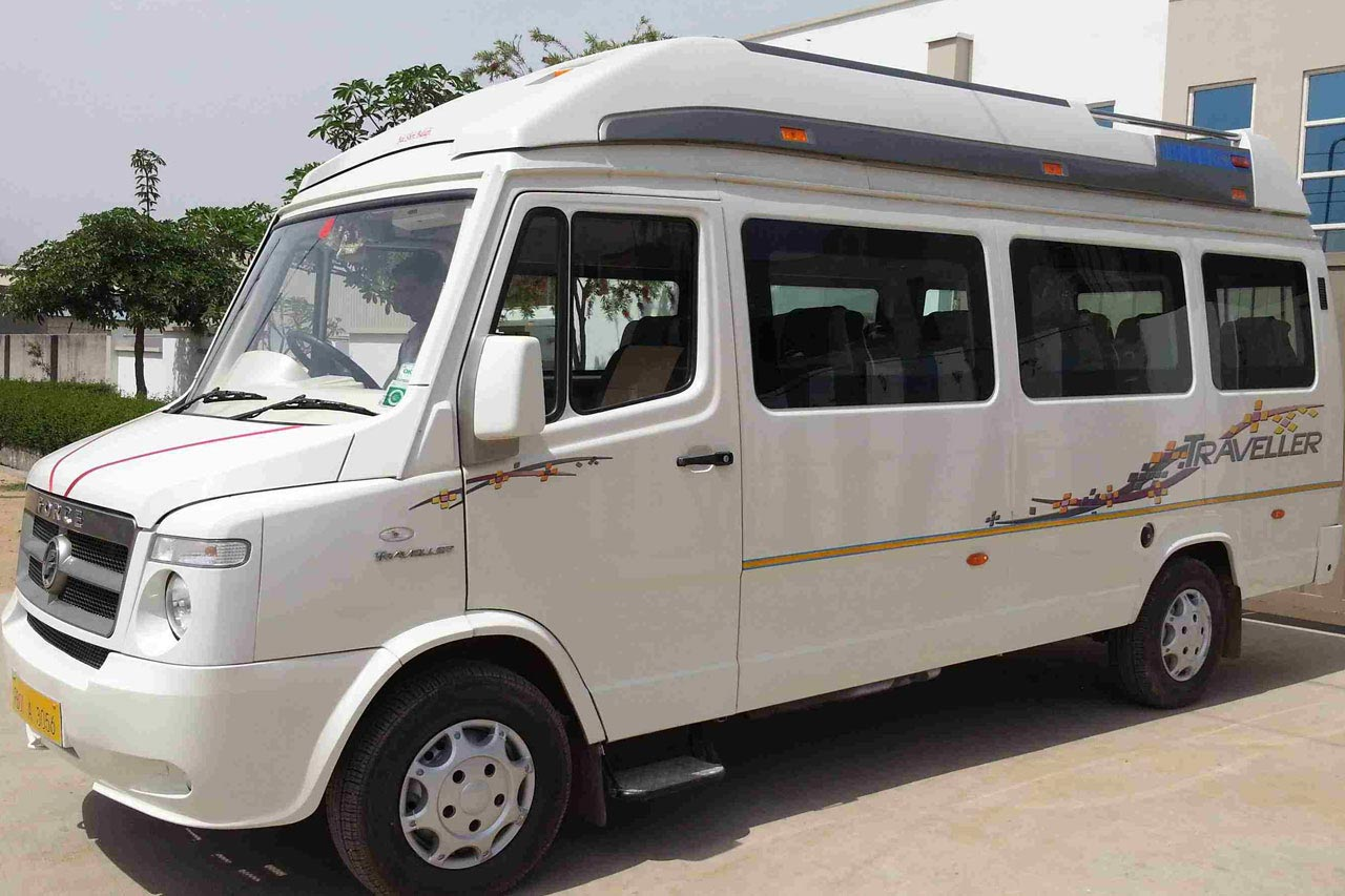 Bhubaneswar Traveller Booking